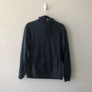 Aether zip-up sweatshirt size 0